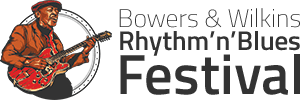 Bowers & Wilkins – Rhythm'n'Blues Festival Logo